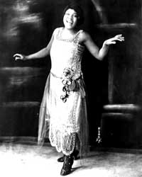The glorious Bessie Smith