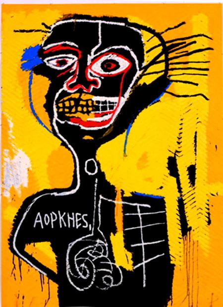 Jean-Michel Basquiat, Neo-Expressionist Artist