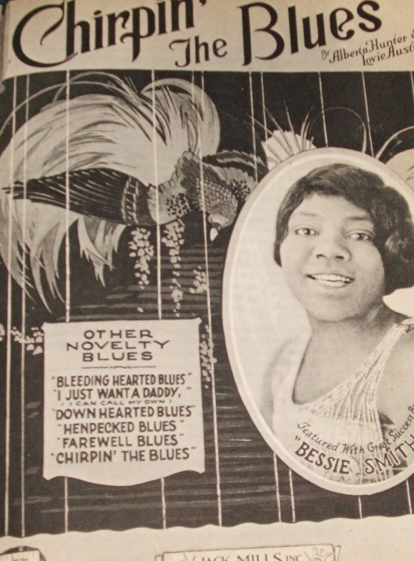 Bessie Smith Sheet Music
