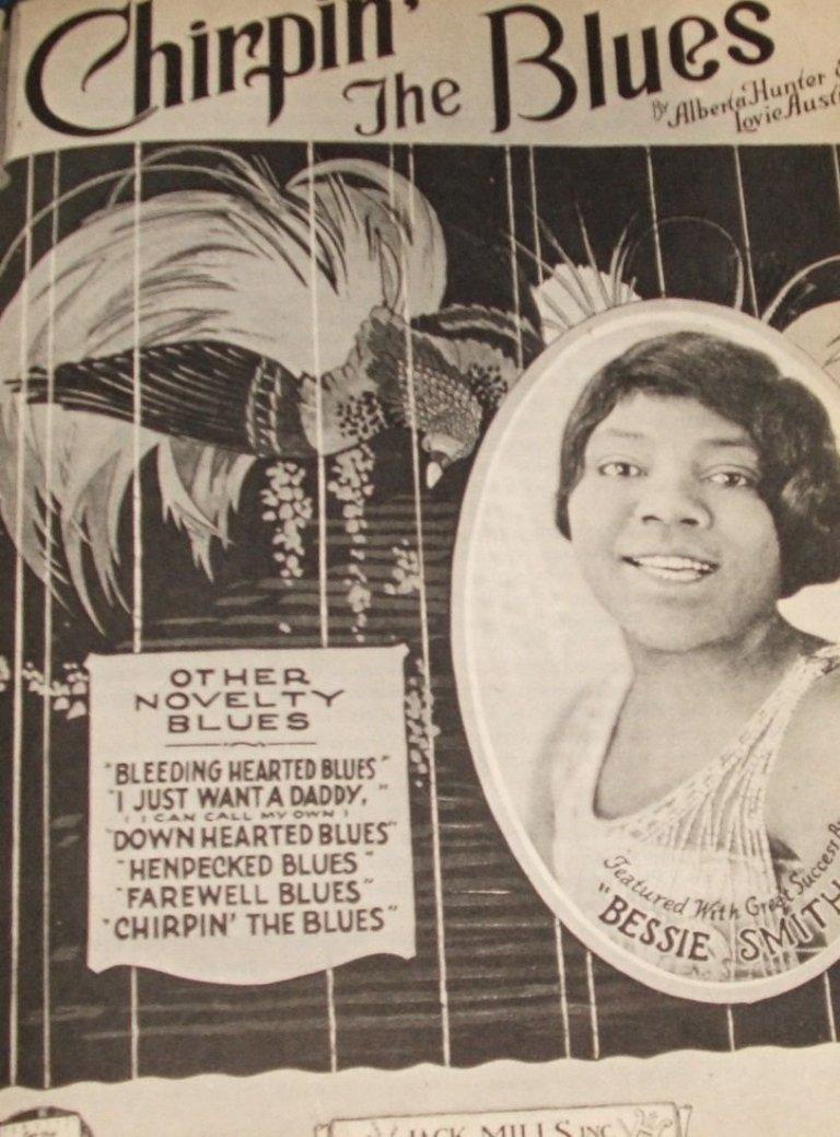 Bessie Smith Sheet Music