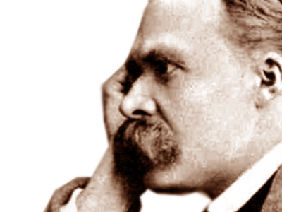 Philosopher, poet and critic Friedrich Nietzsche