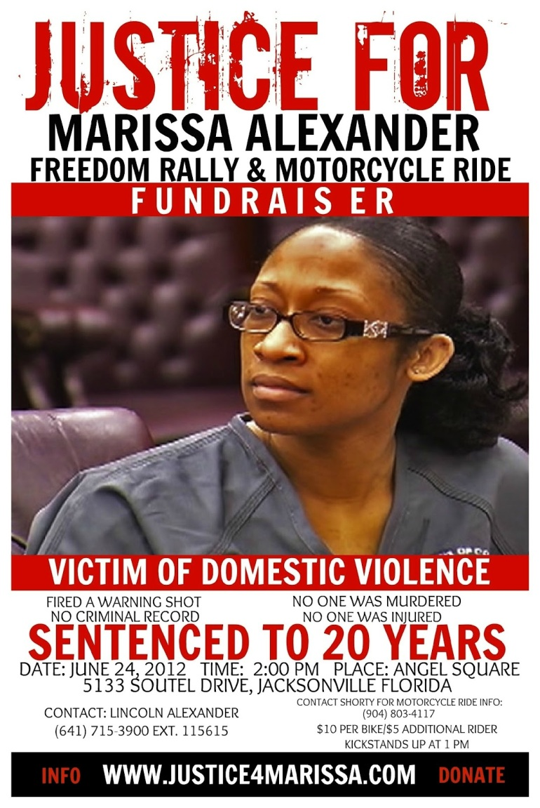 Marissa Alexander Rally, 24th June International