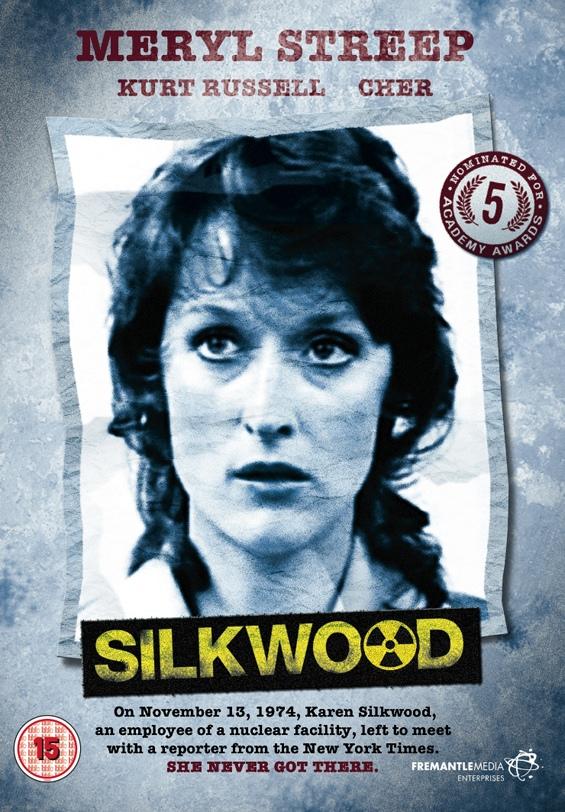 Silkwood Movie Cover