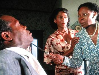 The Color Purple Screen Shot - Celie with Mr
