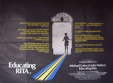Educating Rita Film Cover