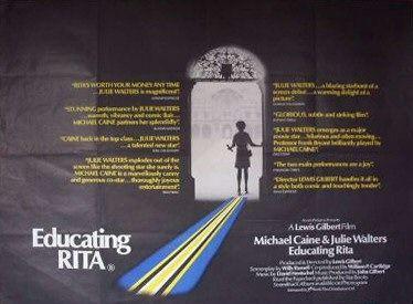Educating Rita Film Cover