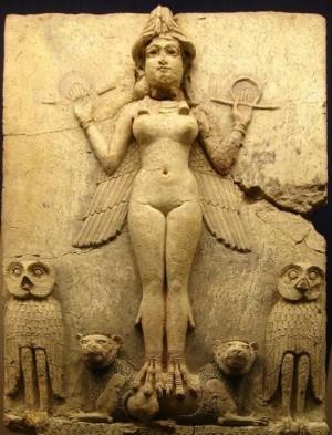 Enheduanna (2285-2250 BCE) was an Akkadian princess as well as High Priestess of the Moon god Nanna.