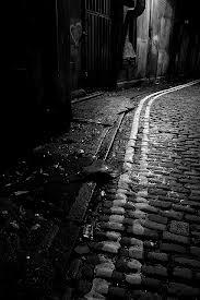 vacant alleyway