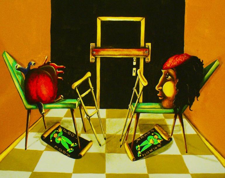 """War"" by Helene Ruiz"