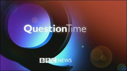 BBC Question TIme Logo