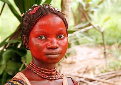Indigenous Girl. Photo: Biopact