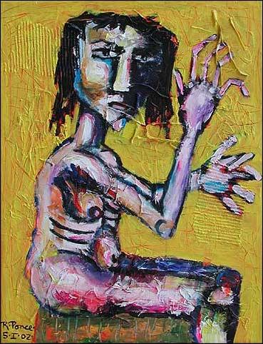 """""""N/T (597)"""" by Ricardo Ponce, 2002"""