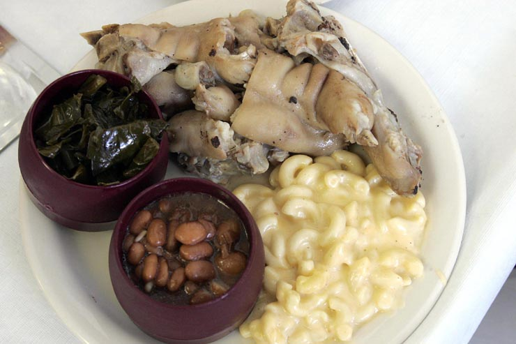 Soul Food settles on North Parkway