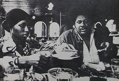 Linda and Sonny Sharrock, 1970s