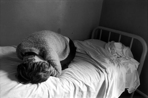 """Ward 81"" Photography by Mary Ellen Mark"